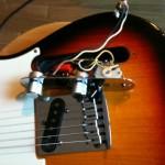 ギターをちょっとメンテ