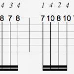 ギタリストの指のばたつきをなくす3つのトレーニング