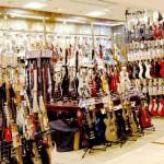 楽器屋さんでの試奏から購入までの流れ