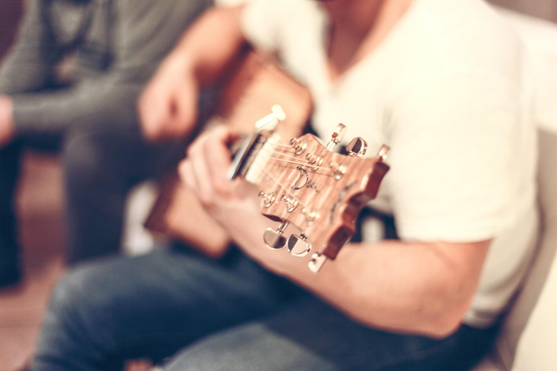 良いギター講師の5つの条件