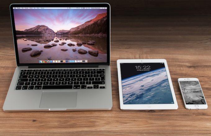 パソコン、タブレット、スマホ