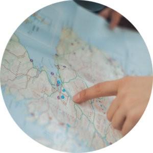 あなたのだけの地図