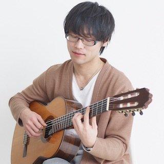 ギターコース講師:舩冨 光曜