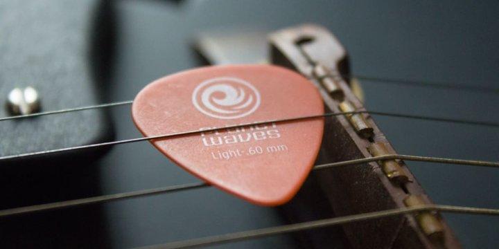 ギターのピック